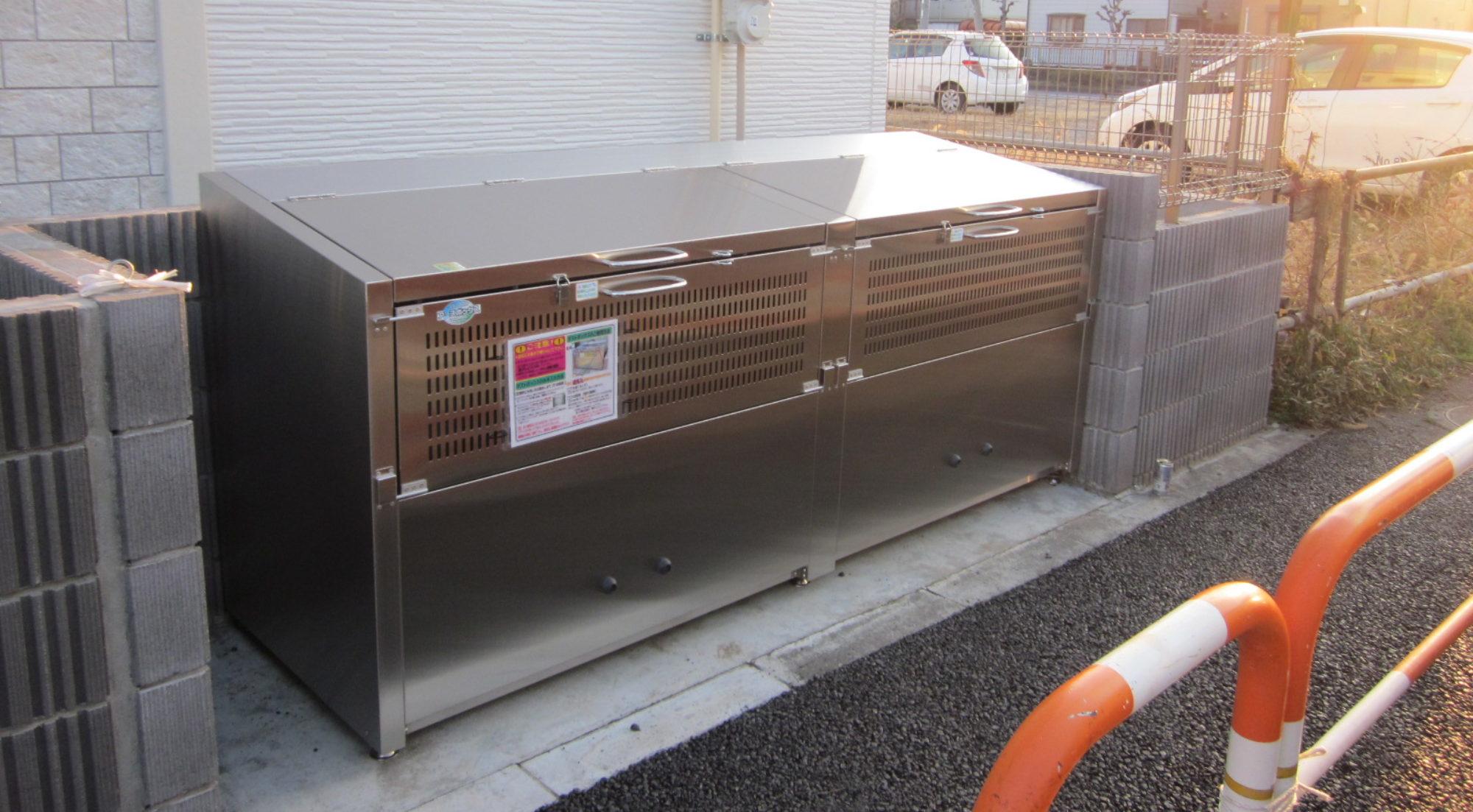 アース工業・アースボックスの施工例ブログ